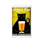 Black Cat Brewing Co. Area Rug