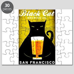 Black Cat Brewing Co. Puzzle