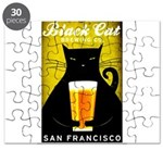 Black Cat Brewing Co. Puzzle