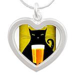 Black Cat Brewing Co. Necklaces