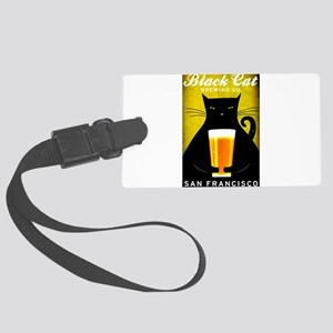 Black Cat Brewing Co. Large Luggage Tag