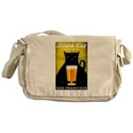 Black Cat Brewing Co. Messenger Bag