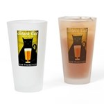 Black Cat Brewing Co. Drinking Glass