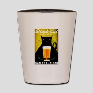 Black Cat Brewing Co. Shot Glass