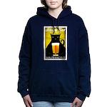 Black Cat Brewing Co. Women's Hooded Sweatshirt