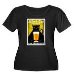 Black Cat Brewing Co. Plus Size T-Shirt