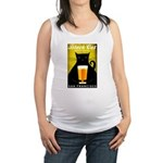 Black Cat Brewing Co. Maternity Tank Top