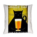 Black Cat Brewing Co. Everyday Pillow