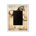 Leonardo da Vinci Study of Horses Picture Frame