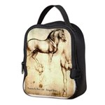 Leonardo da Vinci Study of Horses Neoprene Lunch B