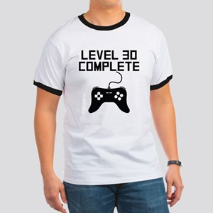 Level 30 Complete 30th Birthday T-Shirt