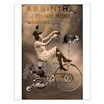 Absinthe Liquor Small Poster