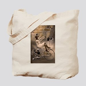 Absinthe Liquor Tote Bag