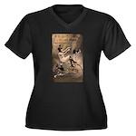 Absinthe Liquor Plus Size T-Shirt