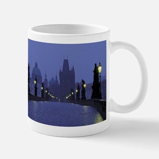 Charles Bridge Prague Mugs