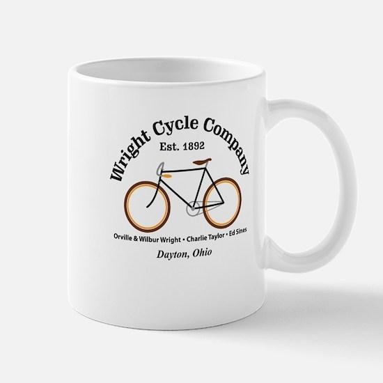 Wright Bicycle Company Mug