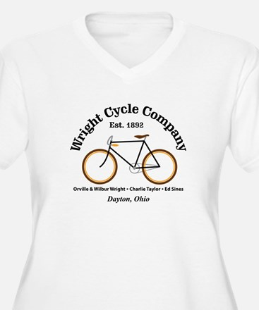 Wright Bicycle Co T-Shirt