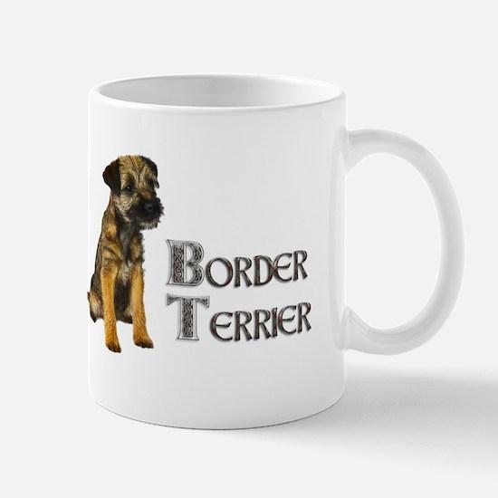Border Terrier Mugs