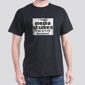 media studies Dark T-Shirt