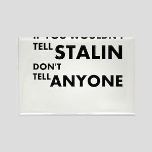 Stalin-Anyone Magnets