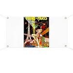 Foire De Paris Vintage Travel Poster Banner