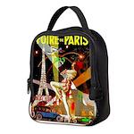 Foire De Paris Vintage Travel Poster Neoprene Lunc