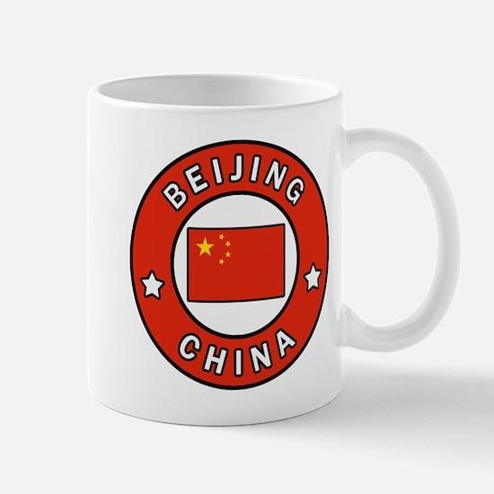 Beijing China Mugs