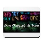 Yarn Fairy Mousepad