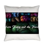Yarn Fairy Everyday Pillow
