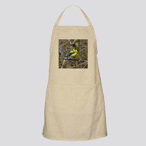 gold finch Apron