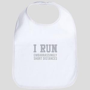 Run Short Distances Bib