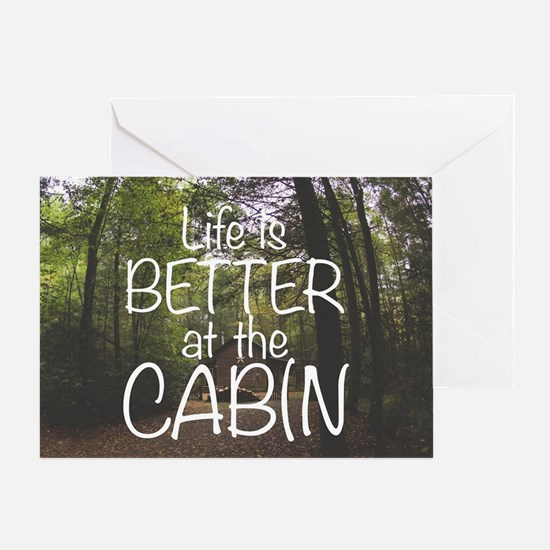 Unique Outdoor Greeting Card