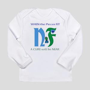 NF single design-white Long Sleeve T-Shirt