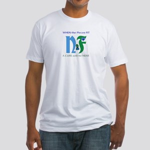 NF single design-white T-Shirt