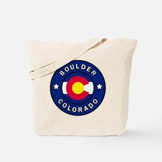 Cute Boulder Tote Bag