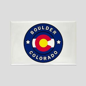 Boulder Colorado Magnets