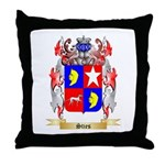 Sties Throw Pillow