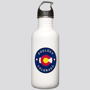 Boulder Colorado Stainless Water Bottle 1.0L