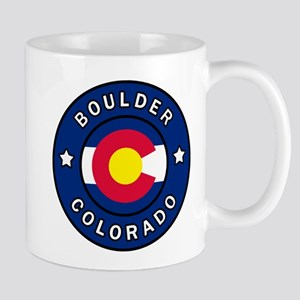 Boulder Colorado Mugs