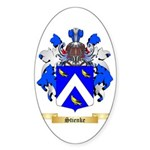 Stienke Sticker (Oval 50 pk)