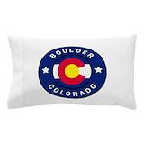 Boulder colorado Pillow Cases