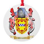 Stewart Round Ornament