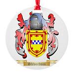 Stewardson Round Ornament