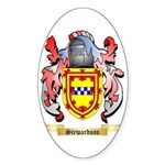 Stewardson Sticker (Oval)