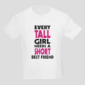 (TALL GIRL - SHORT GIRL) BFF T-Shirt