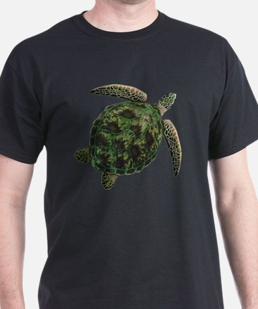 Funny Reef sea turtle T-Shirt