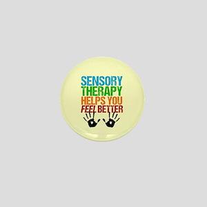 Sensory Therapy OT Mini Button