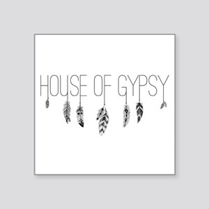 House Of Gypsy Sticker