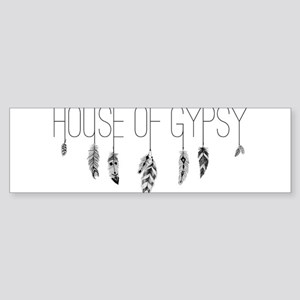 House Of Gypsy Bumper Sticker