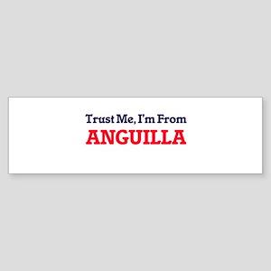 Trust Me, I'm from Antigua Bumper Sticker